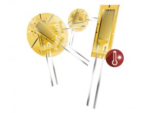 KFU - tenzometry pro vysoké teploty